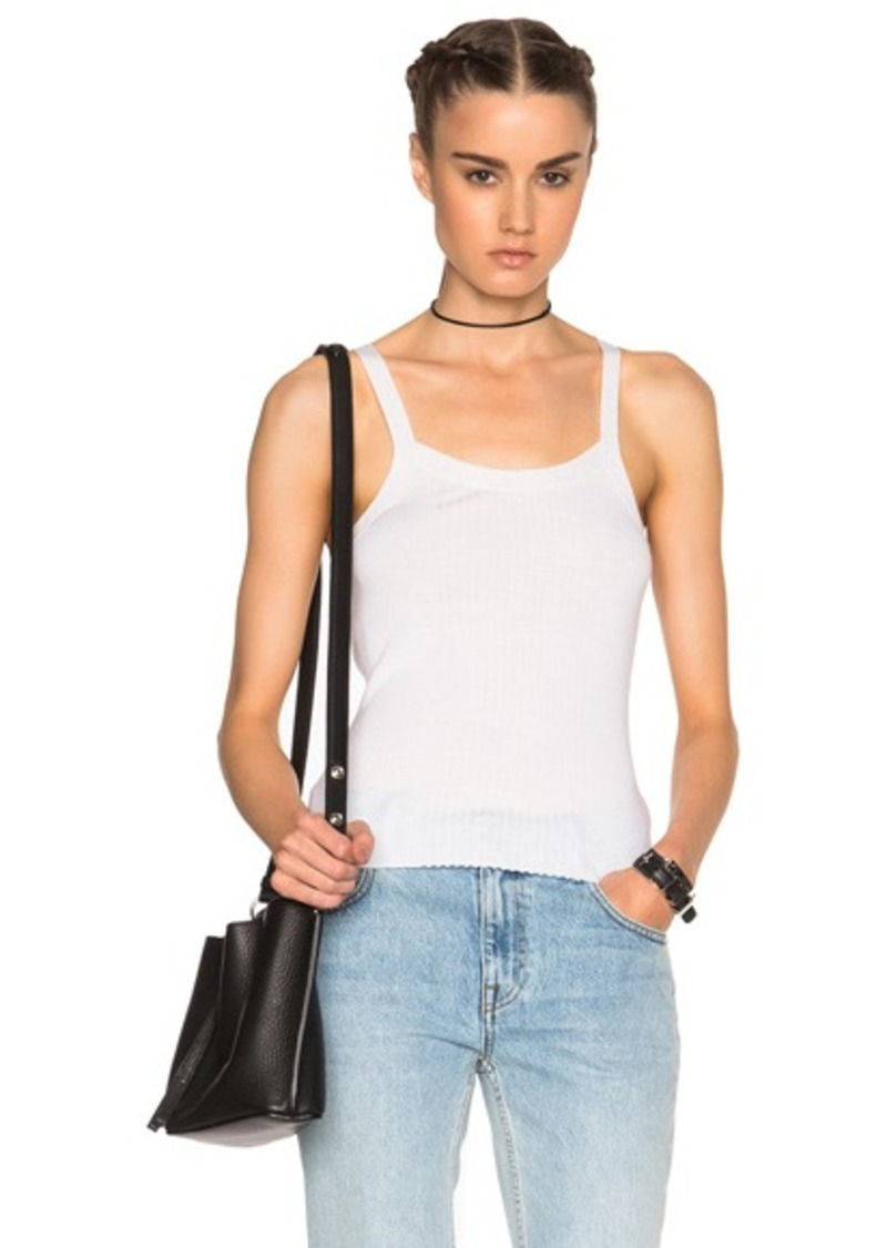 T by Alexander Wang Strappy Tank Top