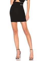 T by Alexander Wang Stretch Suiting Skirt