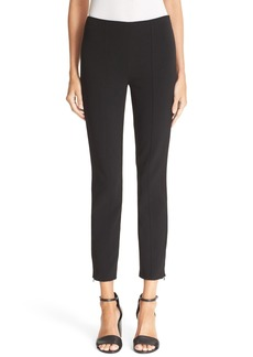 T by Alexander Wang Stretch Twill Crop Pants