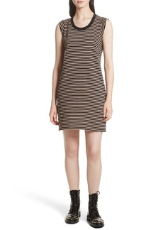 T by Alexander Wang Superfine Jersey T-shirt Dress