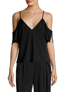 T by Alexander Wang T by Lux Ponte Top