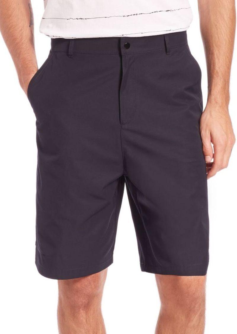 T by Alexander Wang Tech Twill Shorts