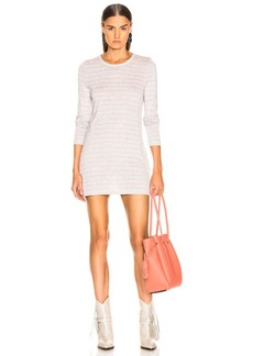 T by Alexander Wang Thin Striped Long Sleeve Tee