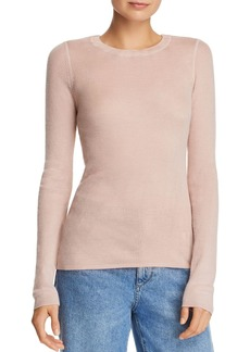 T by Alexander Wang Wash & Go Long Sleeve Top