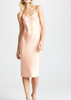 T by Alexander Wang alexanderwang.t Wash & Go Woven Dress