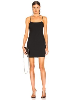 T by Alexander Wang Washable Wool Mini Dress