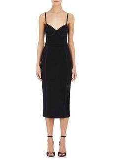 T by Alexander Wang Women's Fitted Bustier Dress