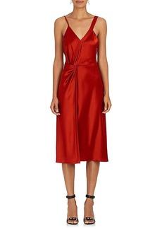 T by Alexander Wang Women's Satin Tank Dress