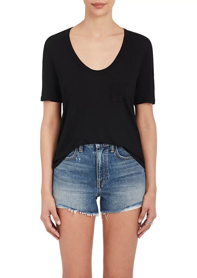 T by Alexander Wang Women's Scoopneck T-Shirt