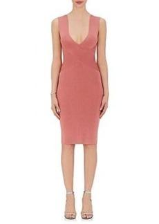 T by Alexander Wang Women's Sleeveless Fitted Dress