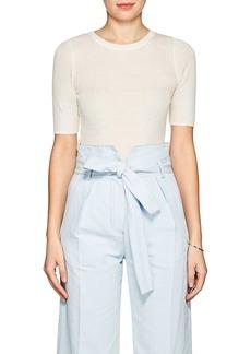 T by Alexander Wang Women's Wool-Blend T-Shirt