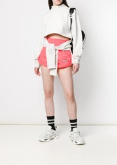 T by Alexander Wang tie waist sweatshirt