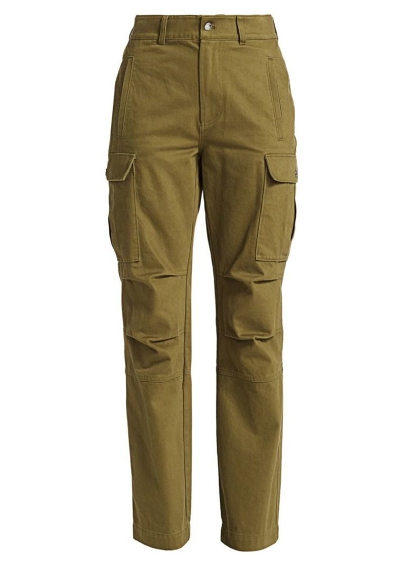 T by Alexander Wang Twill Cargo Pants