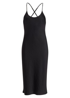 T by Alexander Wang Wash & Go Midi Dress