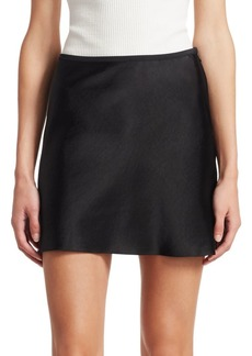 T by Alexander Wang Wash & Go Mini Skirt