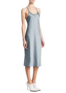 T by Alexander Wang Wash & Go Slip Dress