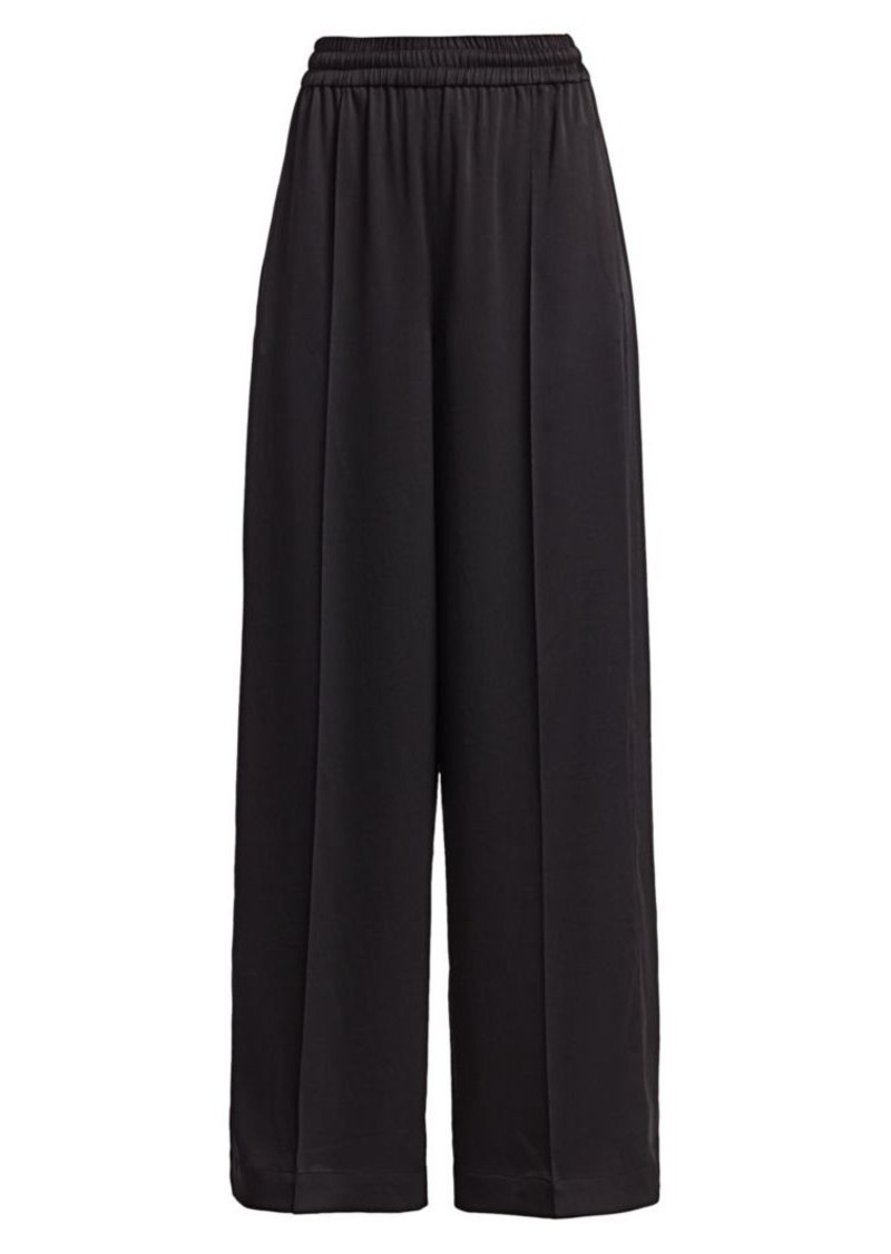 T by Alexander Wang Wash Go Wide-Leg Pants