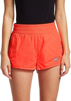 T by Alexander Wang Washed Runner Shorts
