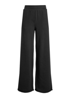 T by Alexander Wang Wide Leg Pants with Cotton