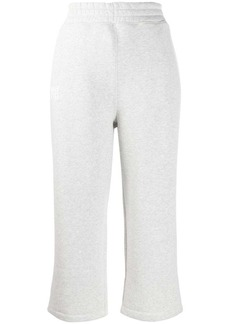 T by Alexander Wang wide leg track pants