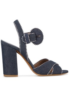 Tabitha Simmons Andres denim sandals