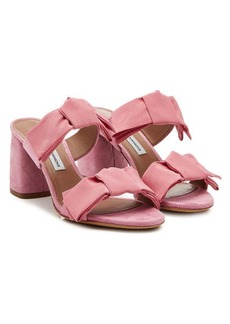 Tabitha Simmons Barbie Suede Sandals