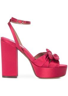 Tabitha Simmons bow detail sandals