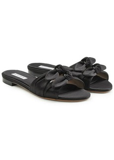 Tabitha Simmons Cleo Satin Sandals