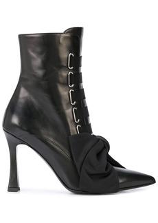 Tabitha Simmons Farren bow-detail boots