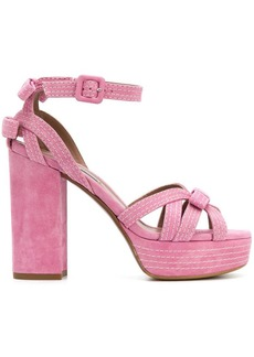 Tabitha Simmons Goldy sandals