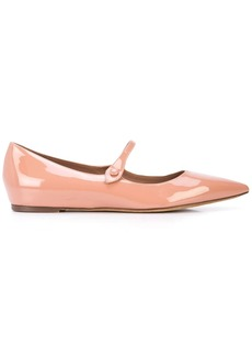 Tabitha Simmons Hermione pointed-toe ballerina shoes