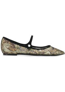 Tabitha Simmons Hermione Spark ballerina shoes