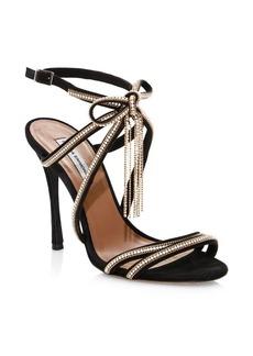 Tabitha Simmons Iceley Embellished Slingback Sandals