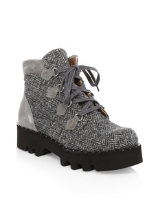 Tabitha Simmons Neir Hiking Booties
