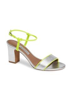 Tabitha Simmons Bungee Block Heel Sandal (Women)