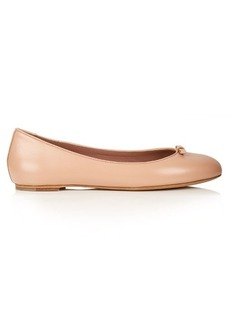 Tabitha Simmons Clover leather ballet flats