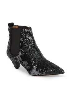 Tabitha Simmons Effie Pointy Toe Chelsea Bootie (Women)