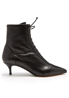Tabitha Simmons Emmet lace-up ankle boots