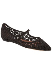 Tabitha Simmons Hermione Lace Flat