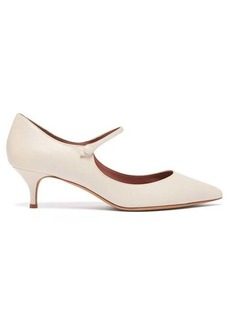 Tabitha Simmons Hermione Mary Jane leather pumps