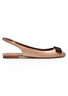 Tabitha Simmons Ingrid leather ballet flats
