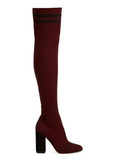 Tabitha Simmons Irina over-the-knee sock boots