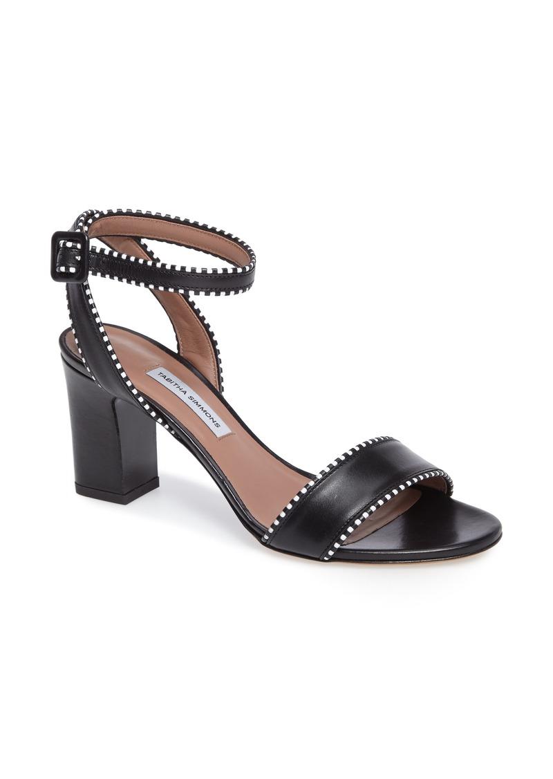 a3d8dfcadd60 SALE! Tabitha Simmons Tabitha Simmons Leticia Profilo Ankle Strap ...