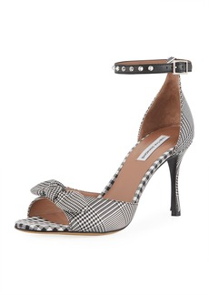 Tabitha Simmons Mimmi Patterned Knotted Sandals