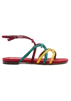 Tabitha Simmons Minna flat sandals