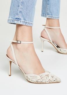 Tabitha Simmons Sen Floret D'orsay Sandals