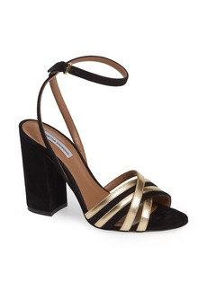 Tabitha Simmons Toni Block Heel Sandal (Women)