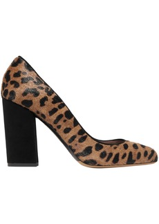 Tabitha Simmons Woman Lydia Leopard-print Calf Hair And Suede Pumps Animal Print