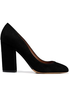Tabitha Simmons Woman Lydia Suede Pumps Black