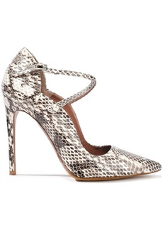 Tabitha Simmons Woman Mari Elaphe Pumps Animal Print
